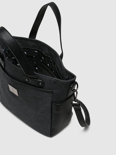 Fly London Black Tote Bags