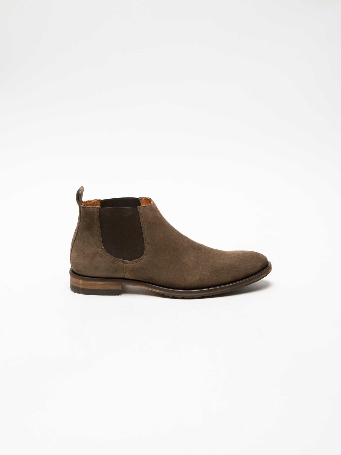 Foreva Tan Chelsea Ankle Boots