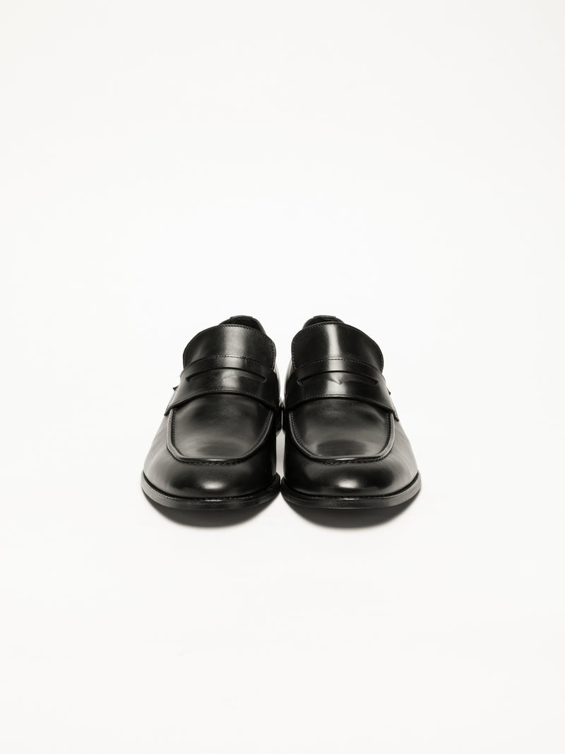 Foreva Black Loafers Shoes