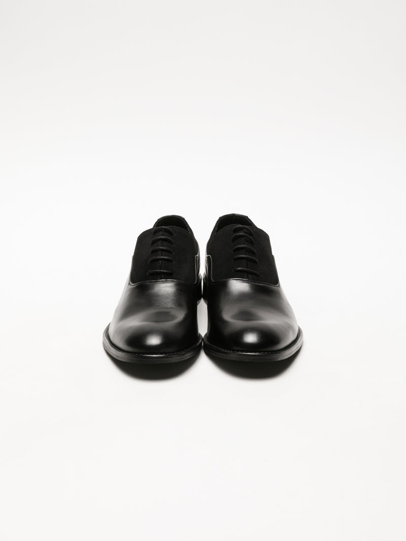 Foreva Black Oxford Shoes
