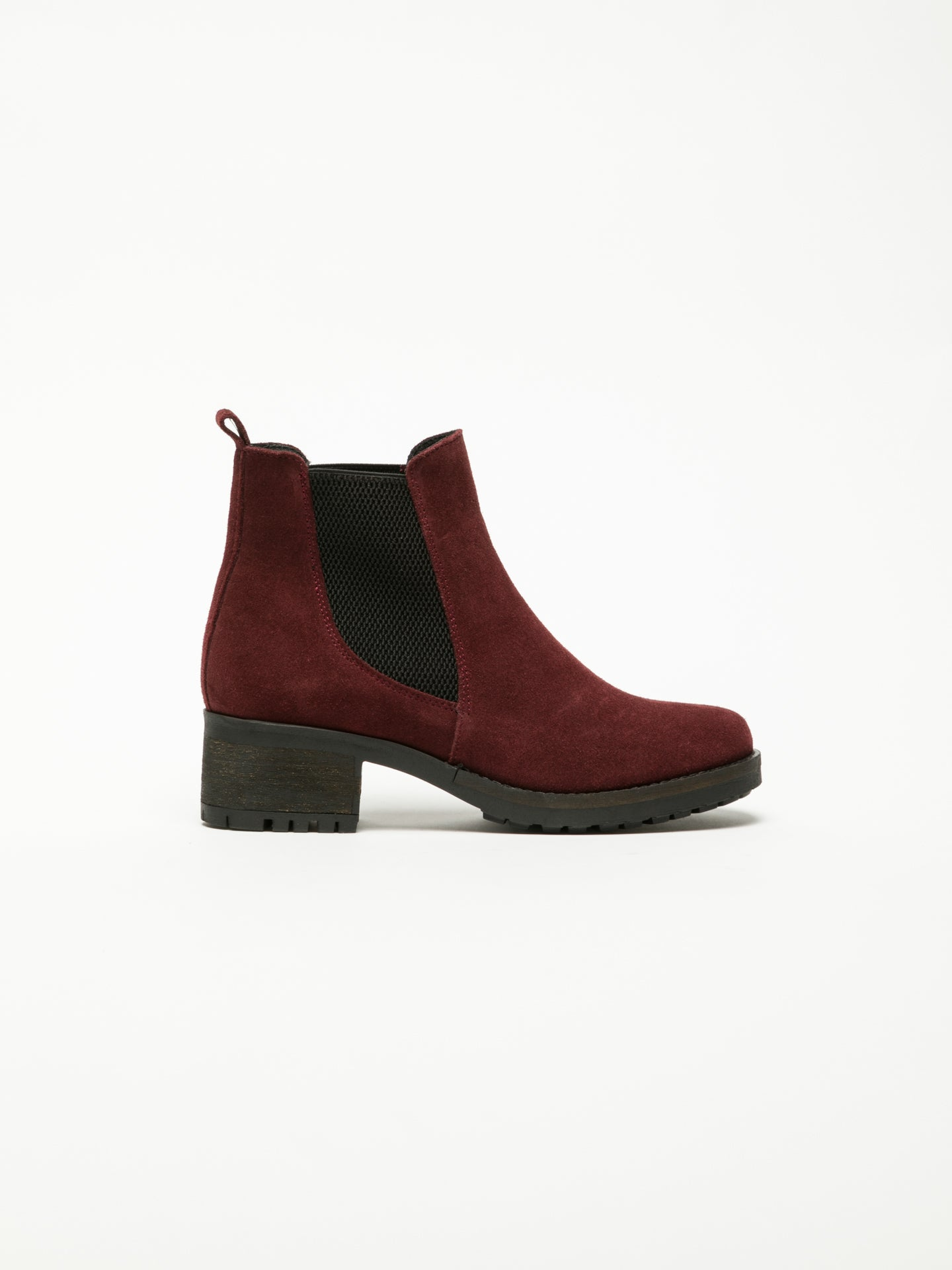 Foreva DarkRed Chelsea Ankle Boots