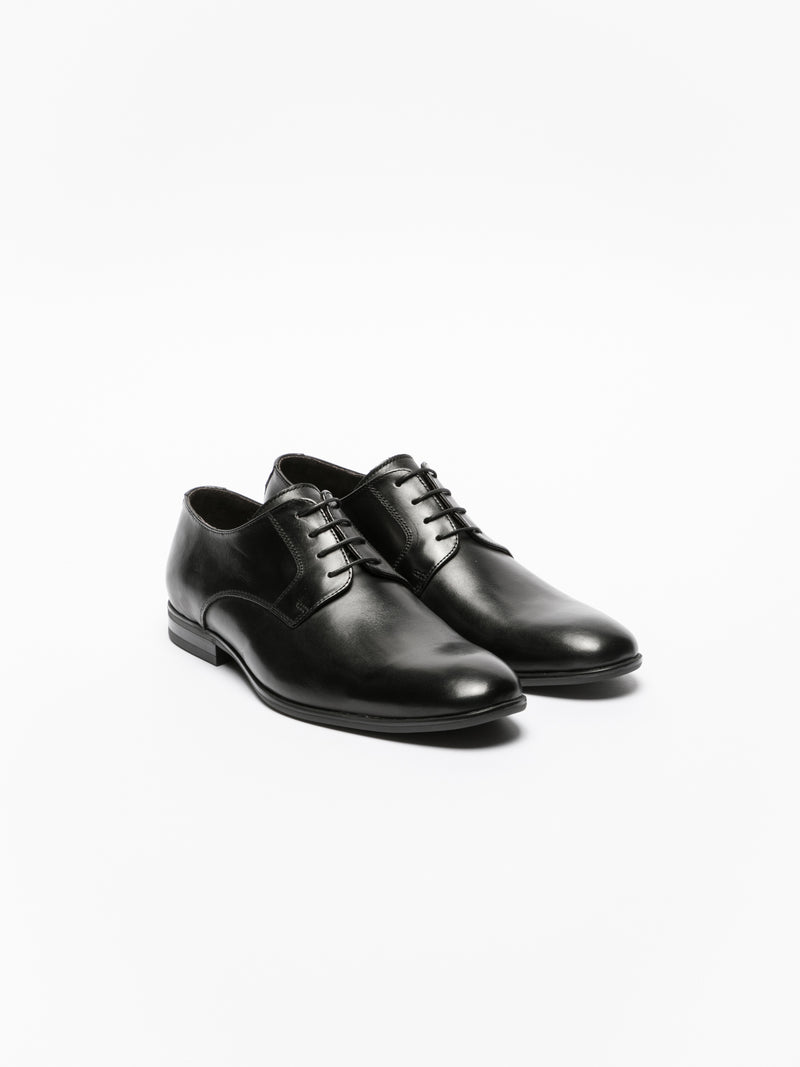 Black Derby Shoes