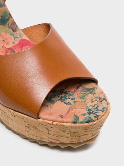 Foreva Sienna Wedge Sandals