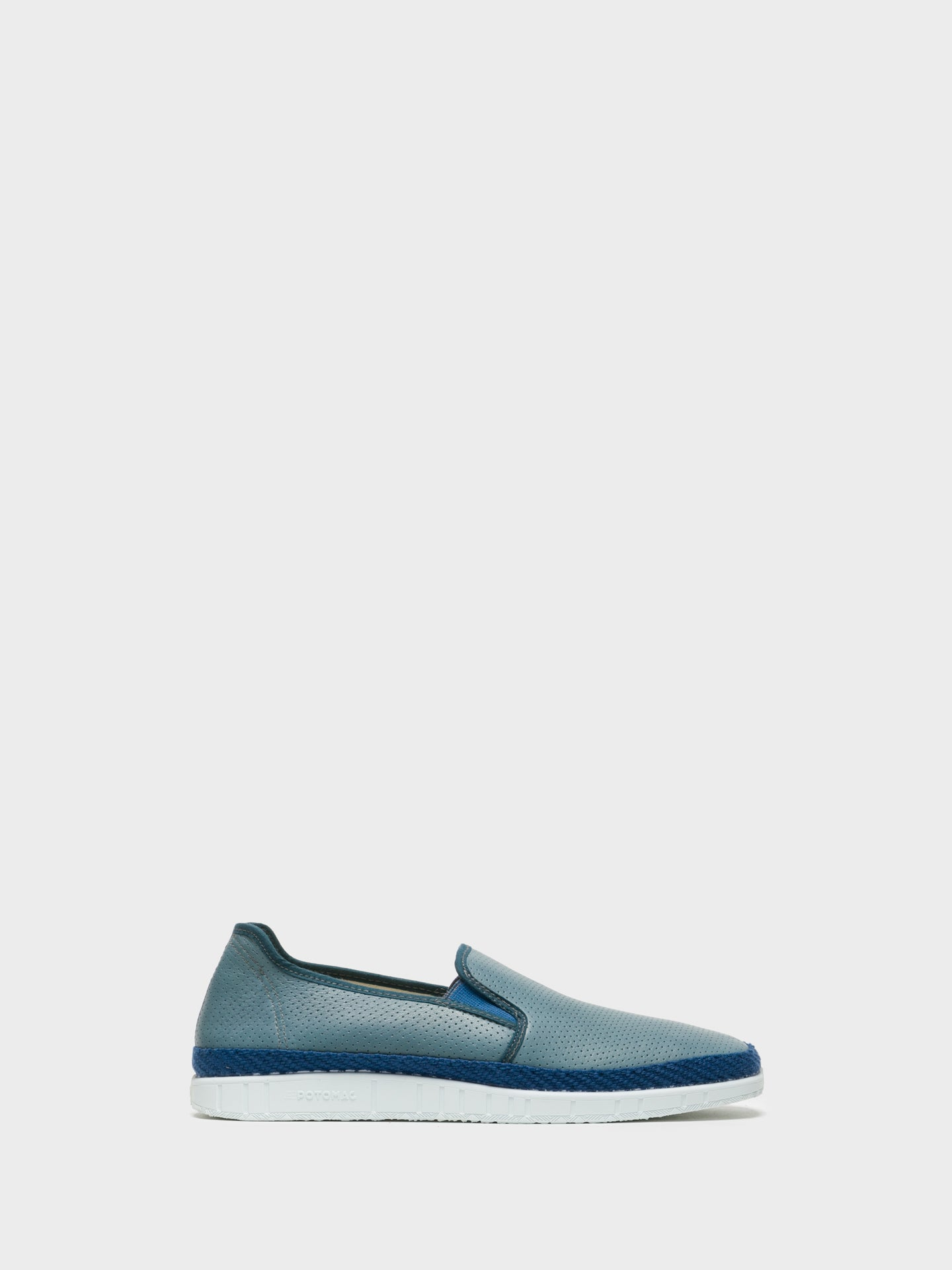Foreva Blue Elasticated Shoes