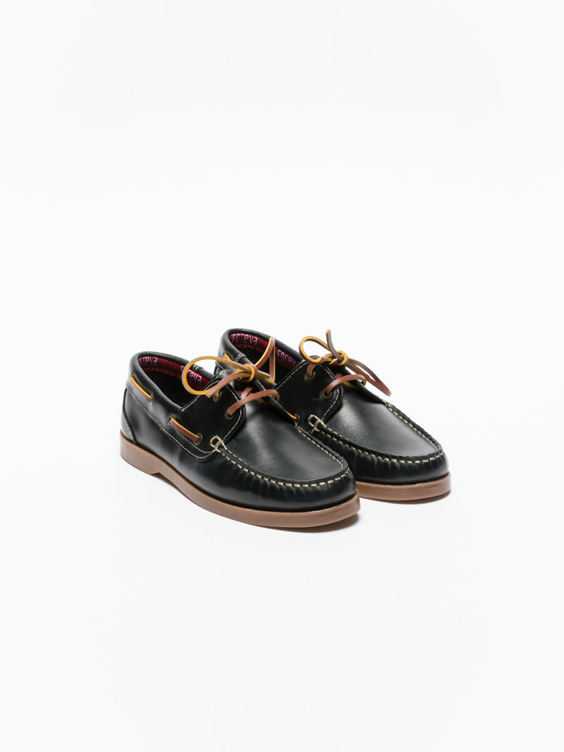 Foreva Navy Nautical Shoes
