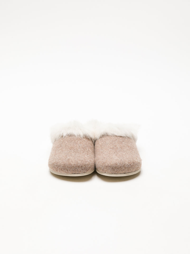 Brown Fur Slides
