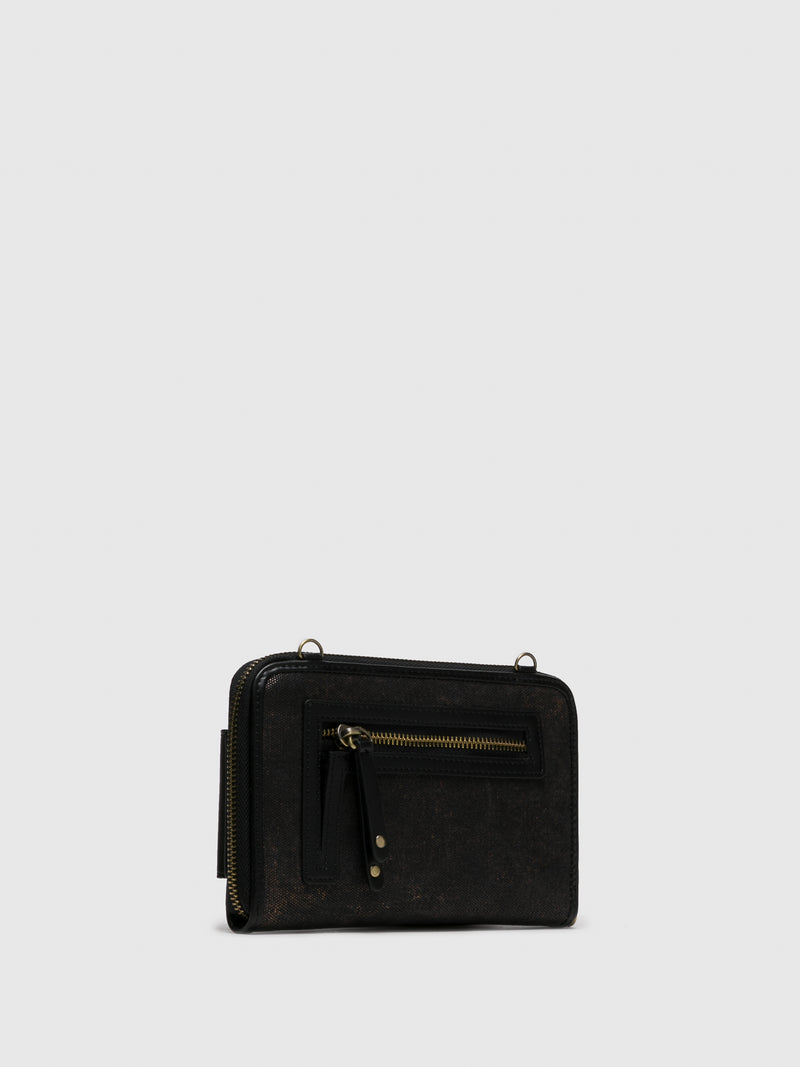 Fly London Black Mini Bag