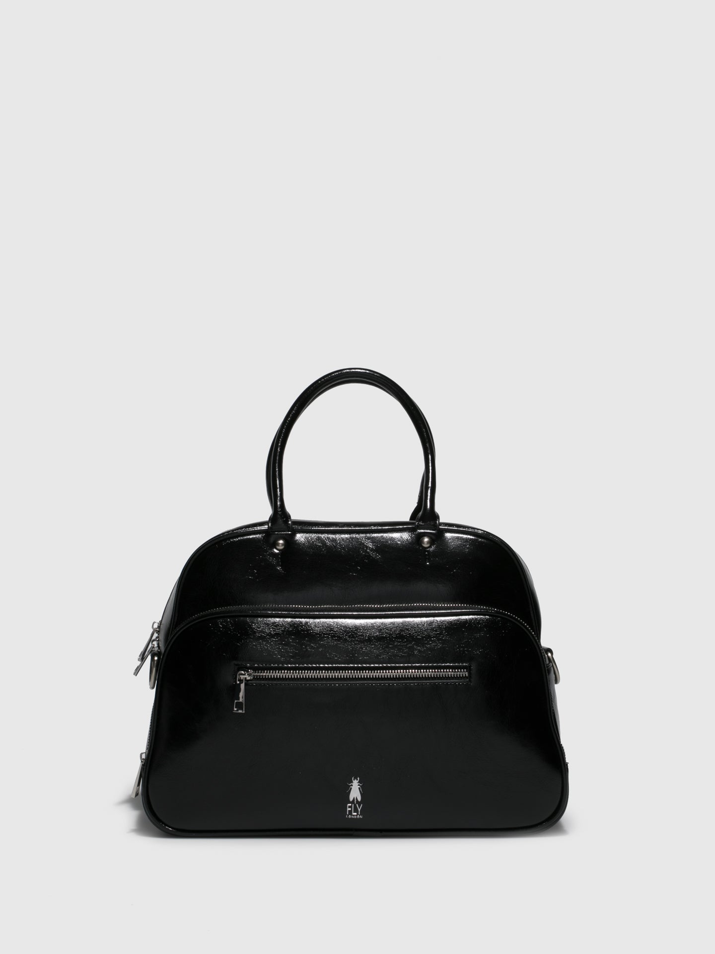 Fly London Black Handbag