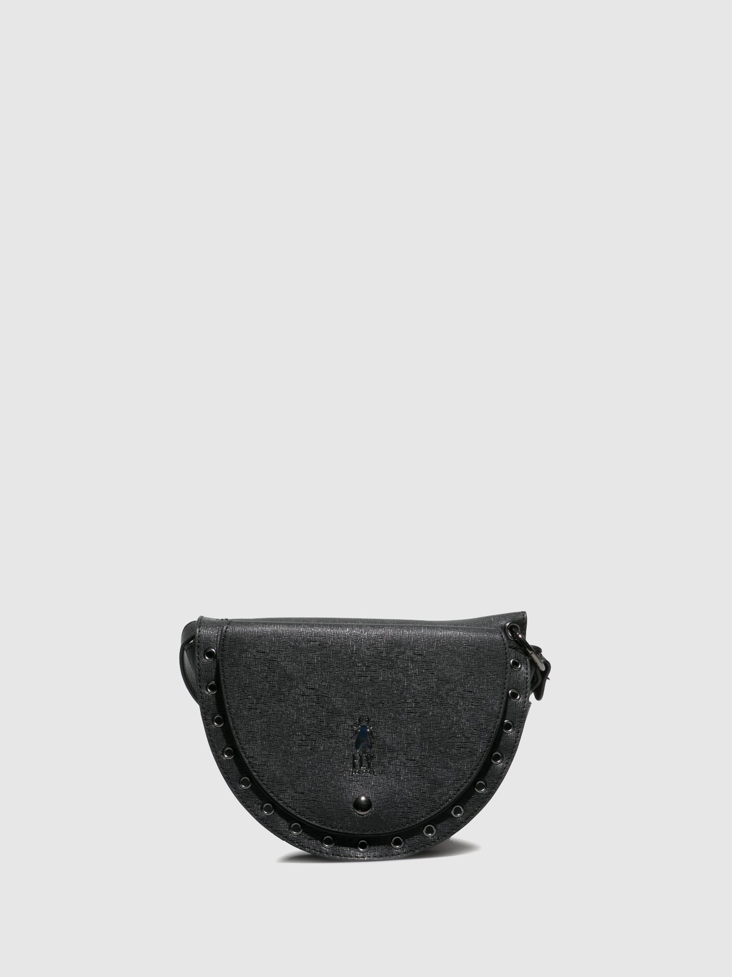 Fly London Shoulder Bags ANIC695FLY DOYLE BLACK
