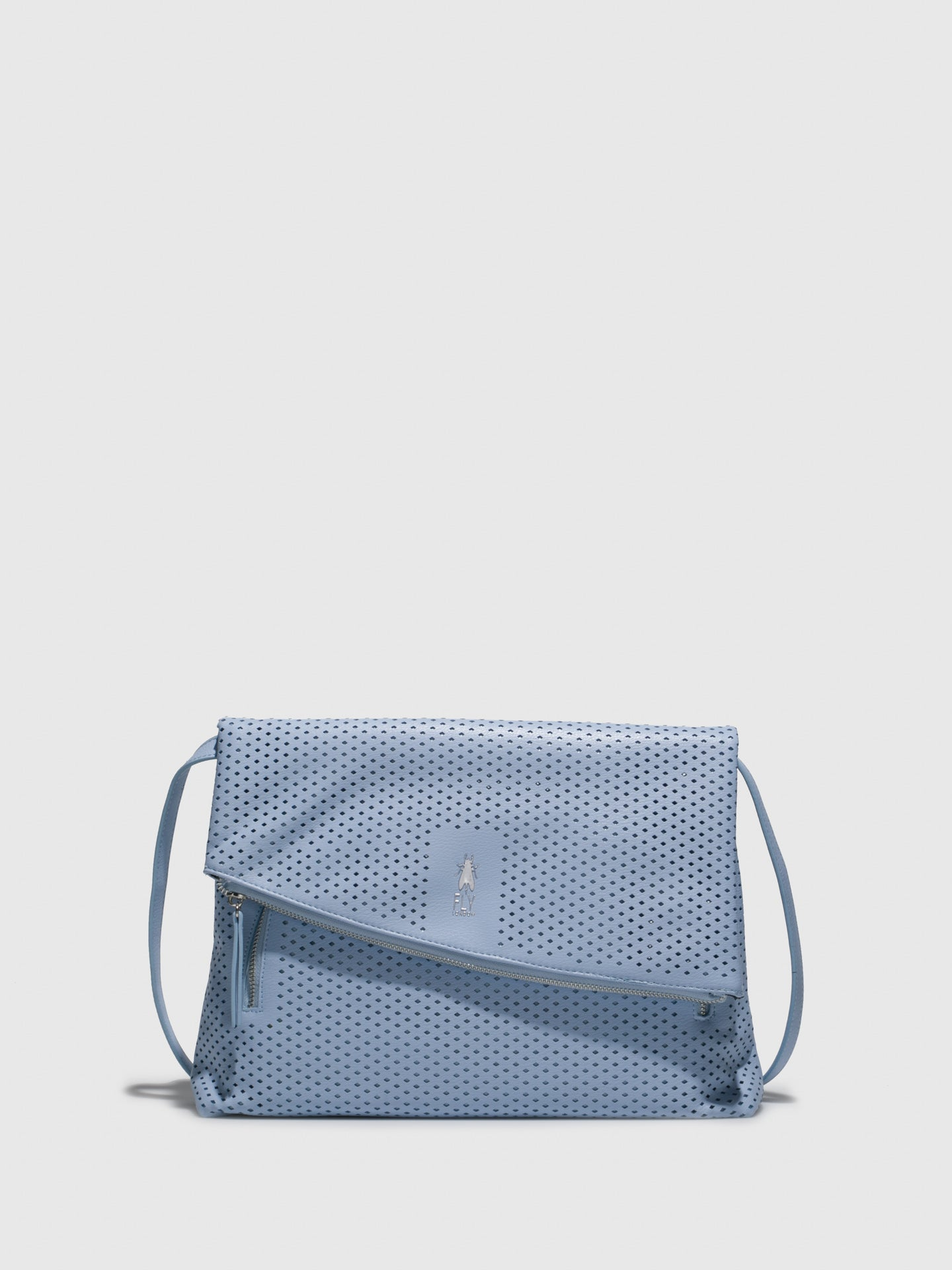 Fly London Blue Crossbody Bag