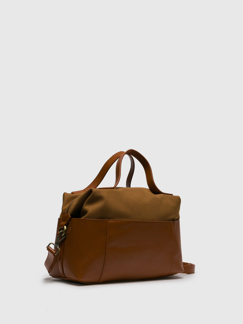 Fly London Camel Handbag
