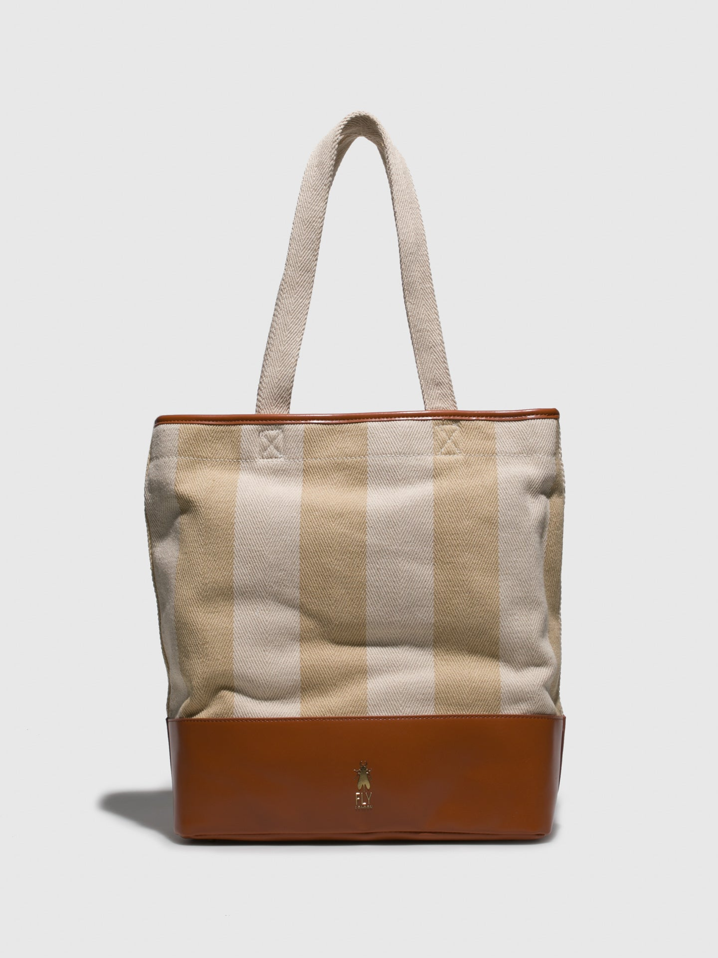 Fly London Camel Tote Bag
