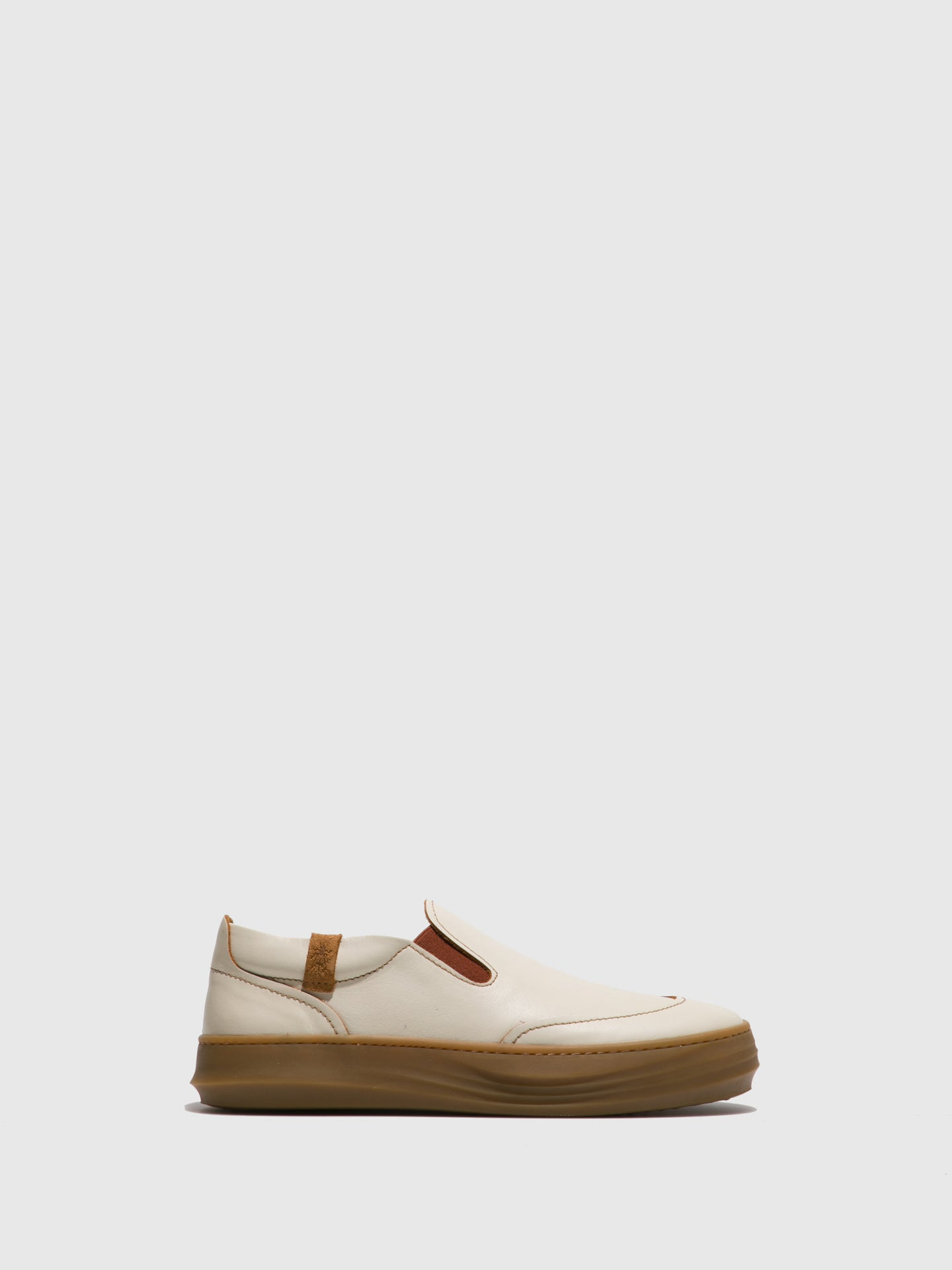 Fly London Wheat Slip-on Trainers