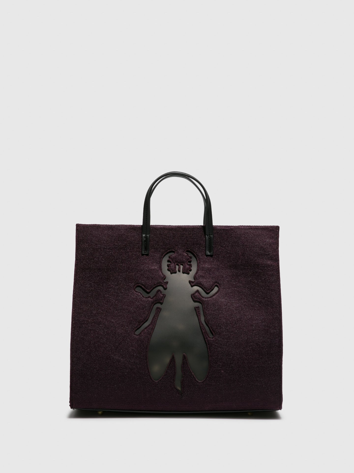 Fly London Tote Bags AMUR702FLY JULIET DK WINE