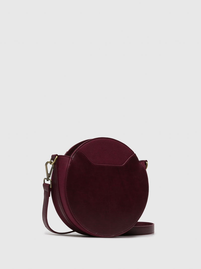 DarkRed Crossbody Bag