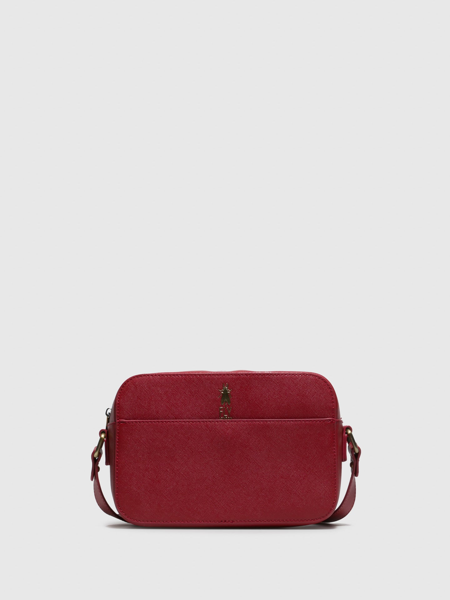 Fly London Shoulder Bags ARES692FLY PHOBOS DK RED