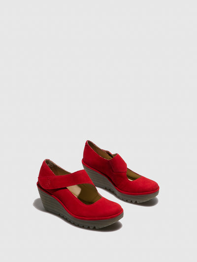 Fly London Crimson Wedge Shoes