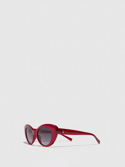 Fly London Red Cat Eye Sunglasses