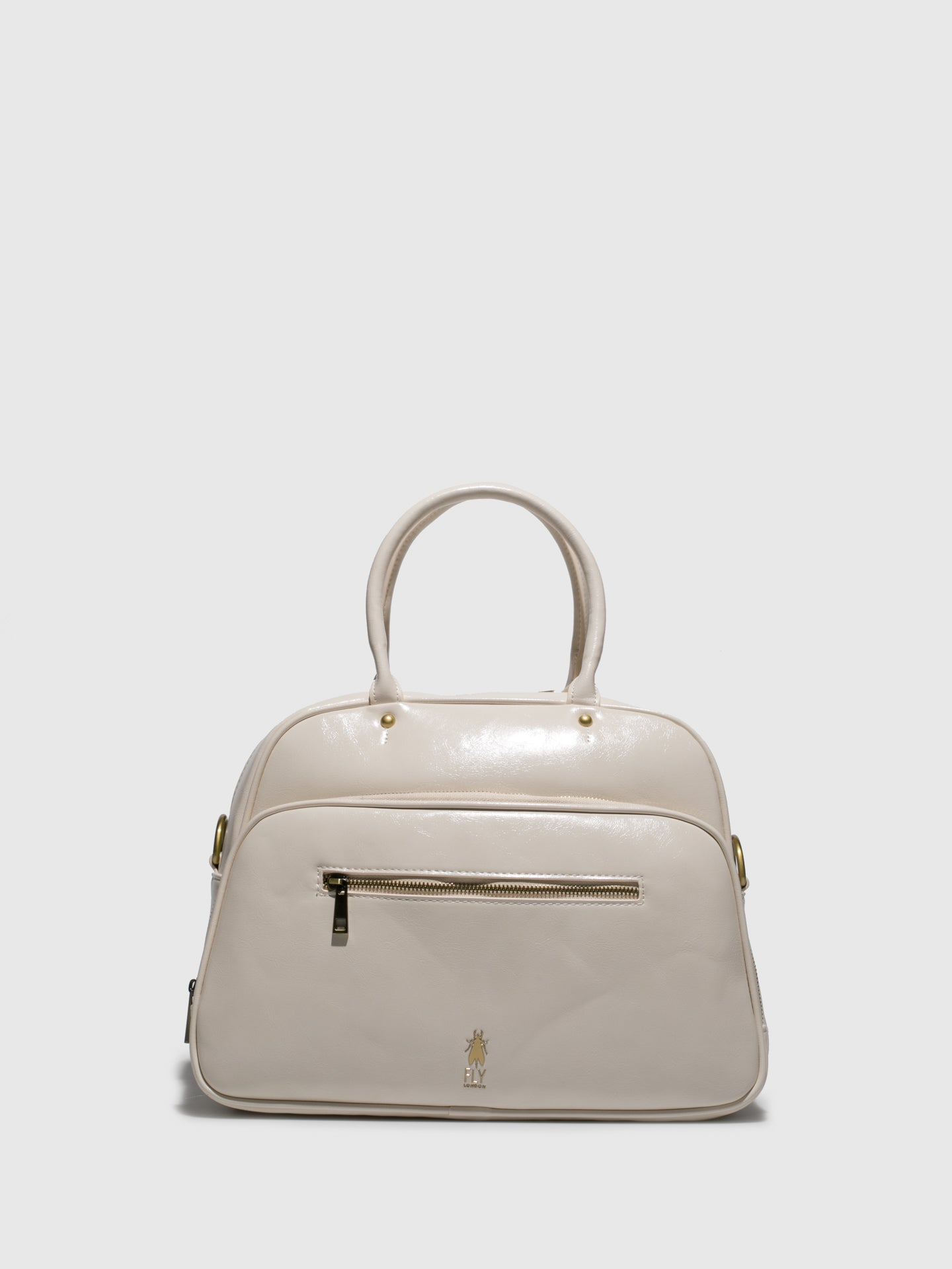 Fly London White Handbag