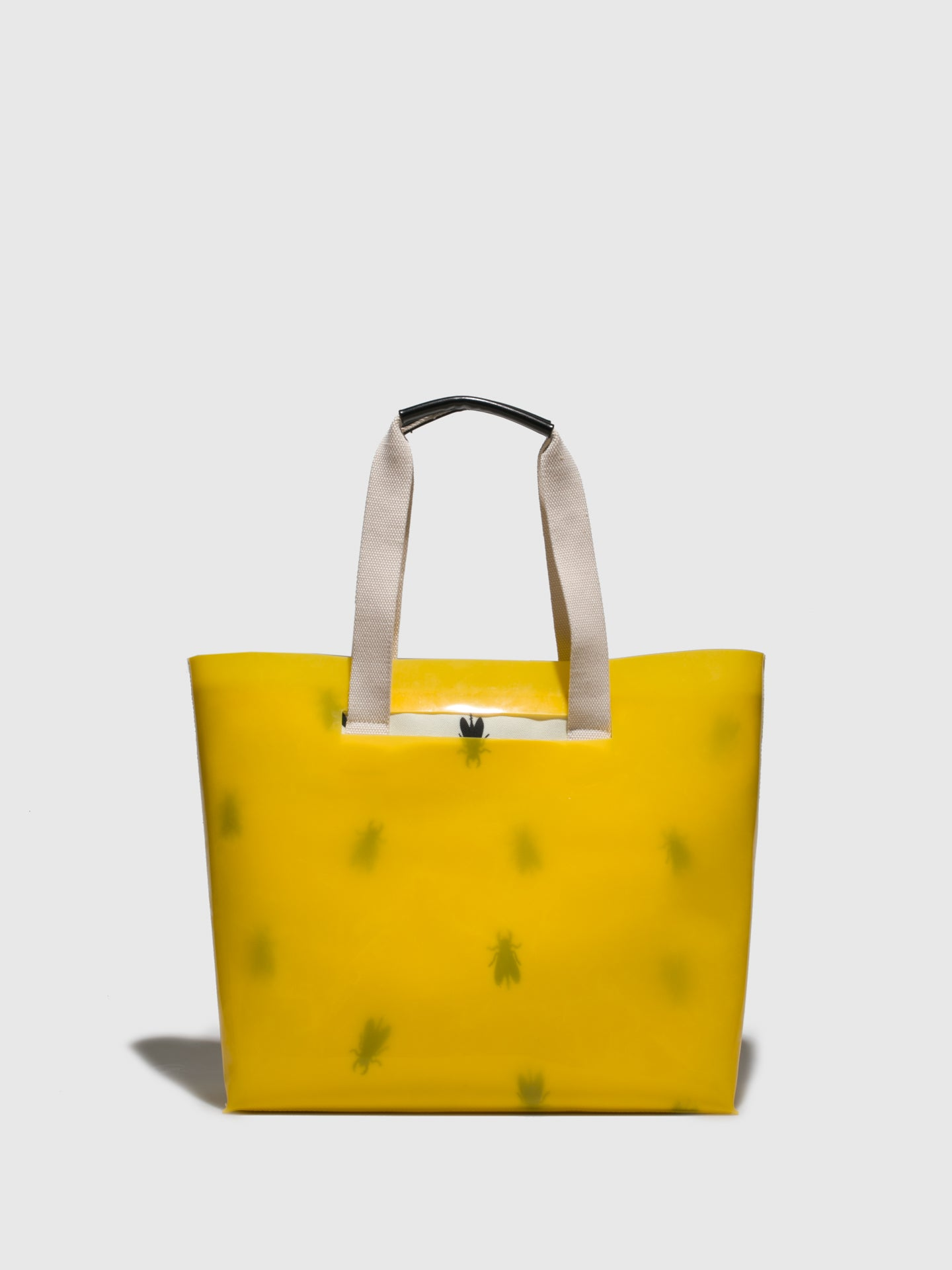 Fly London Yellow Tote Bag