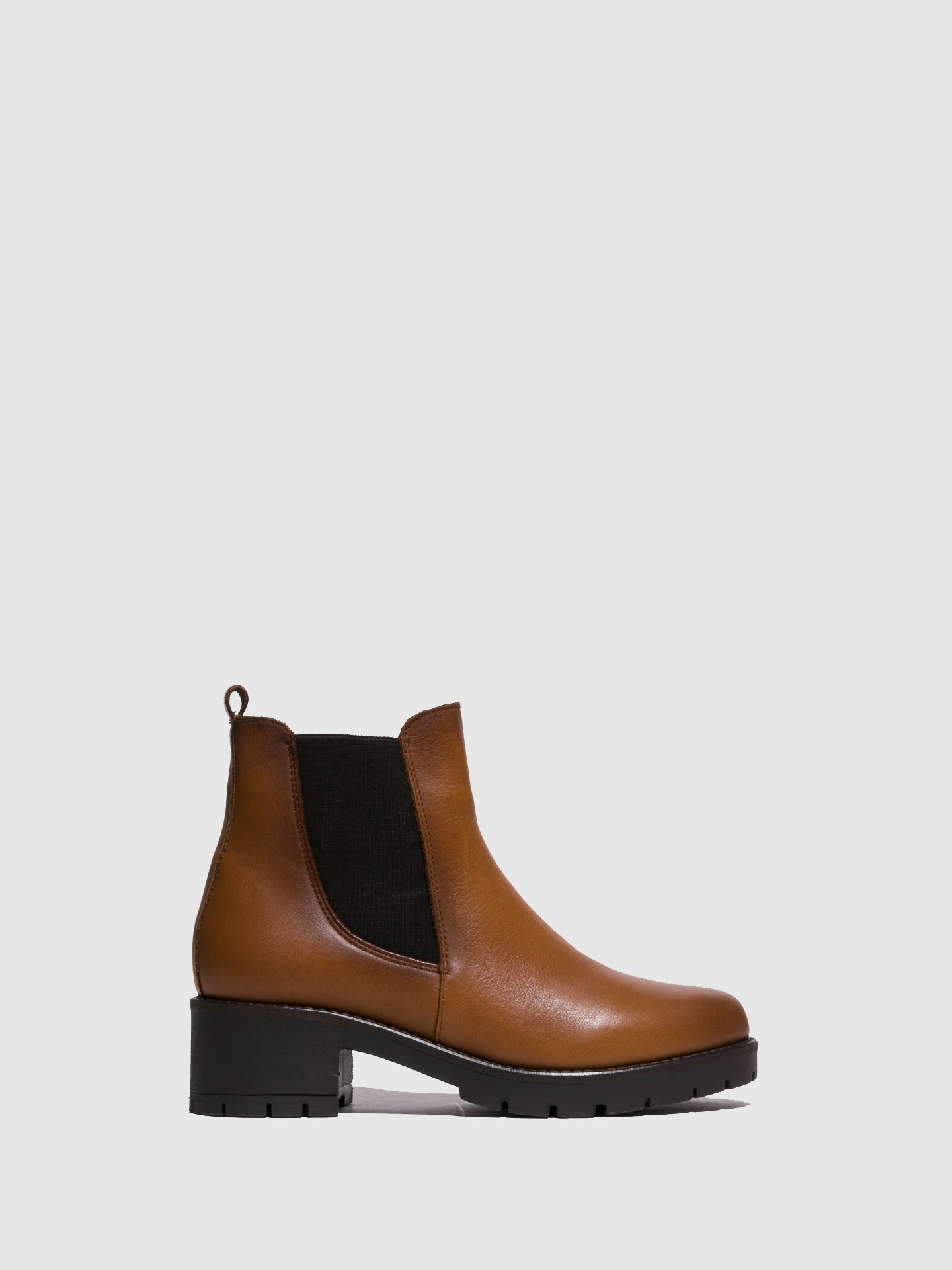 Foreva Camel Chelsea Ankle Boots