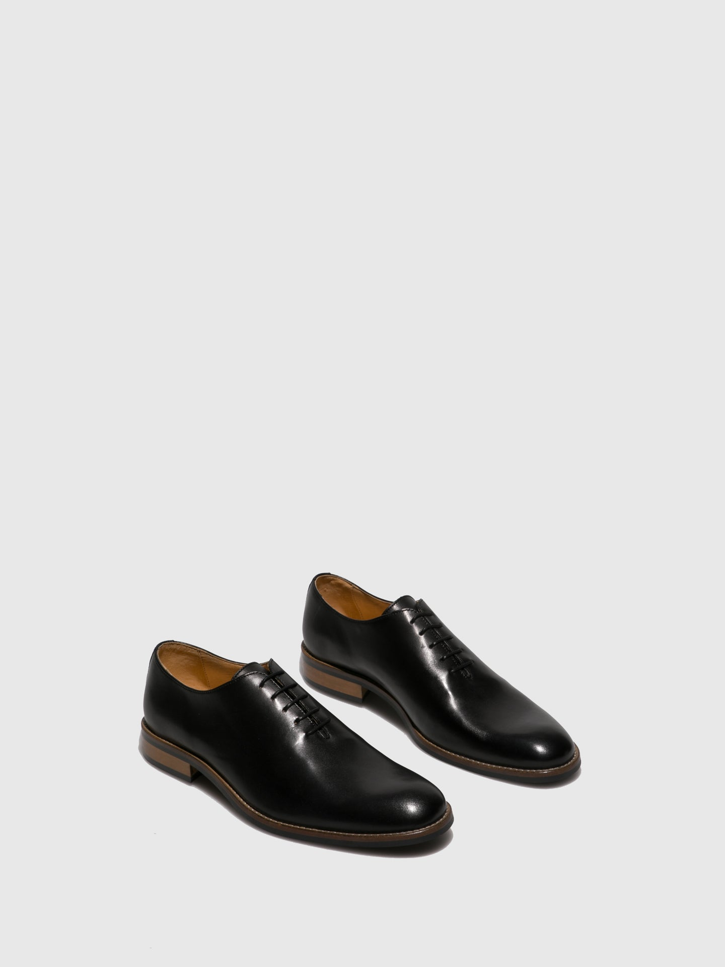 Foreva Black Classic Shoes