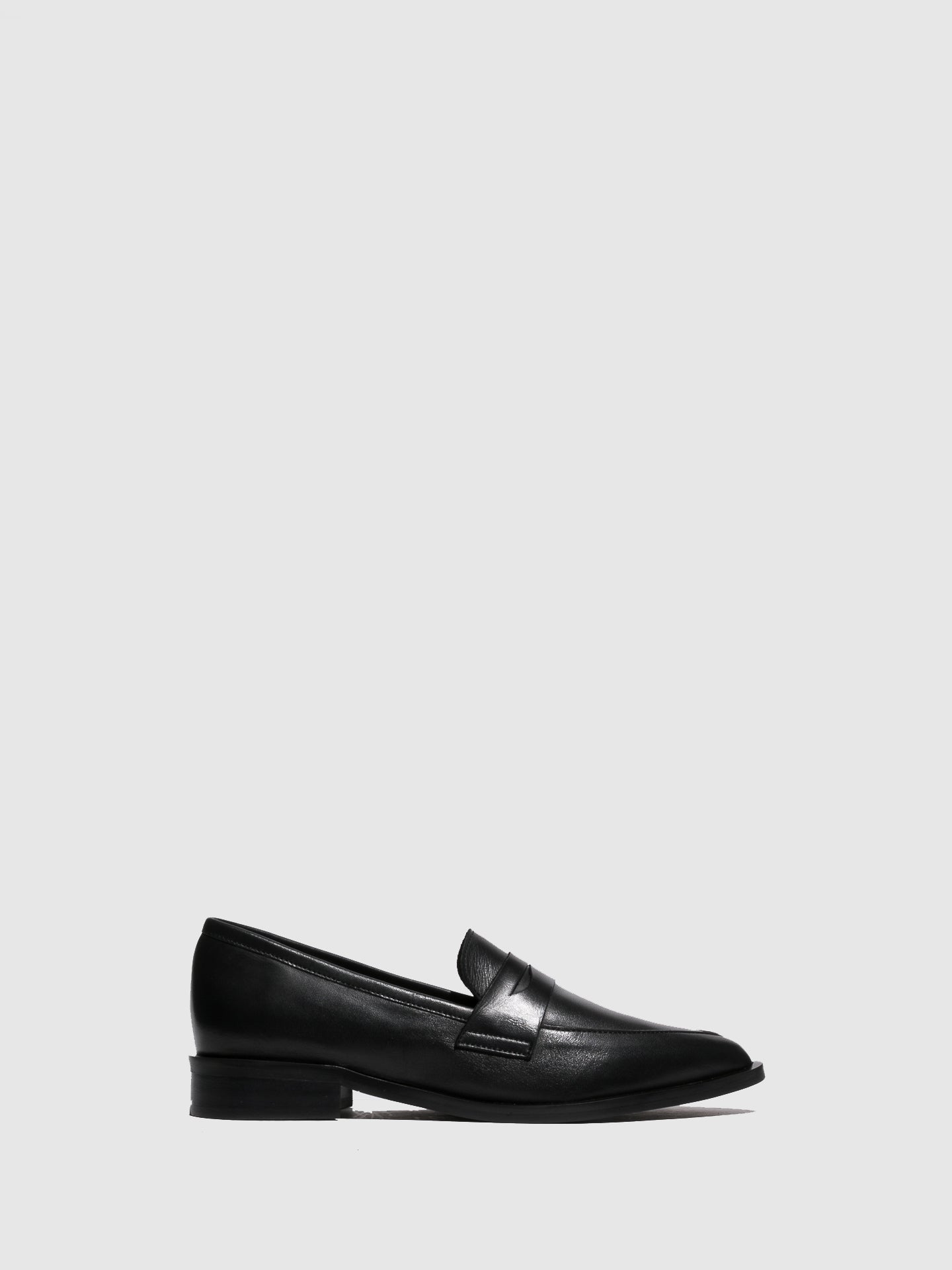 Foreva Black Flat Shoes