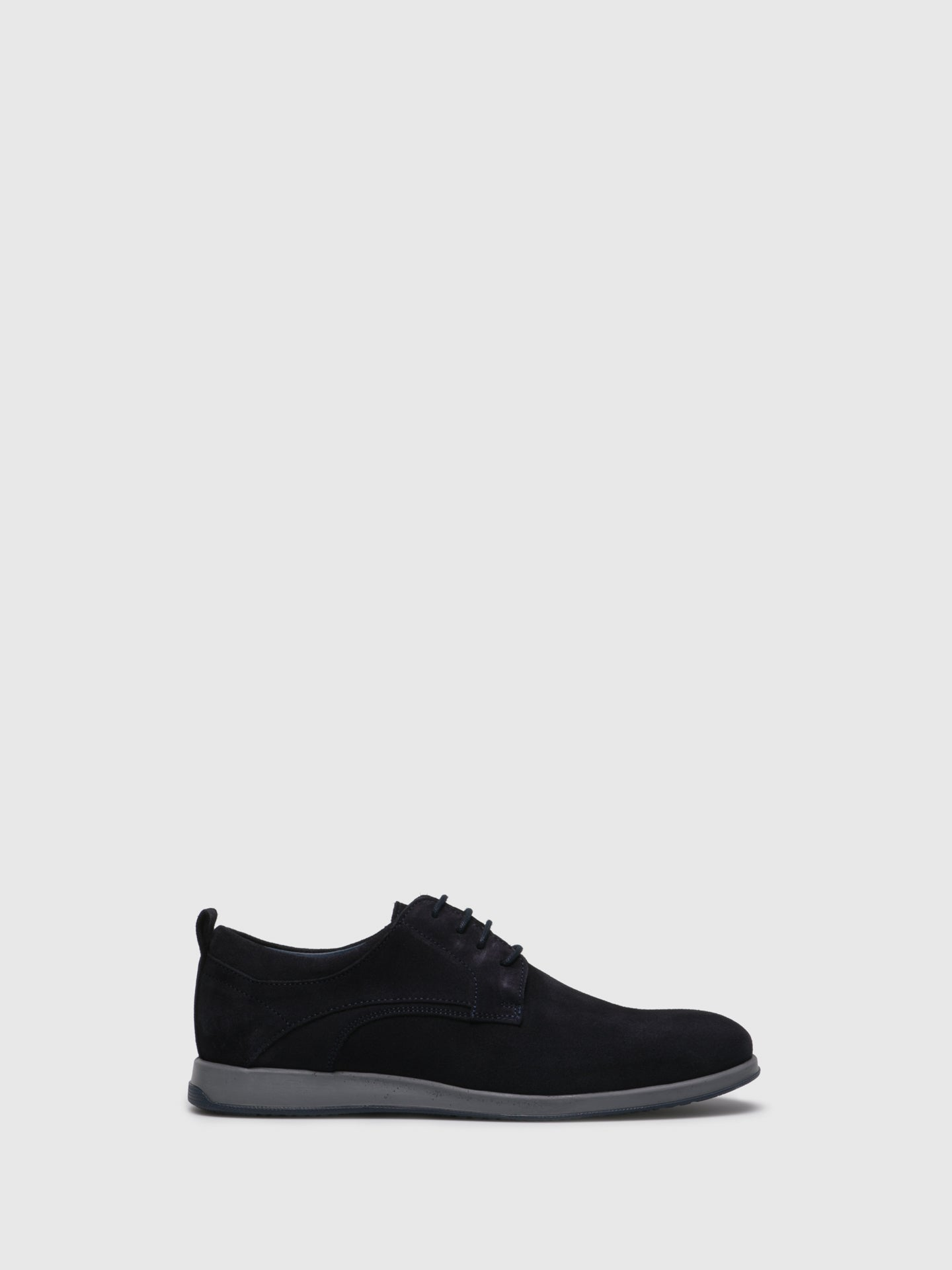 Foreva Navy Lace-up Shoes