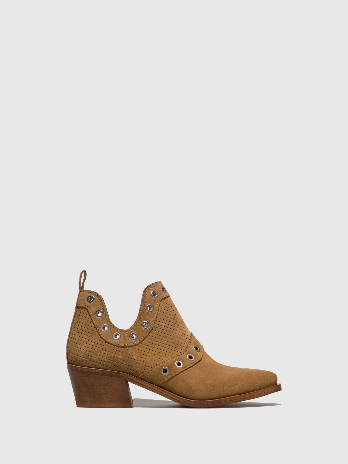Foreva Peru Cowboy Ankle Boots