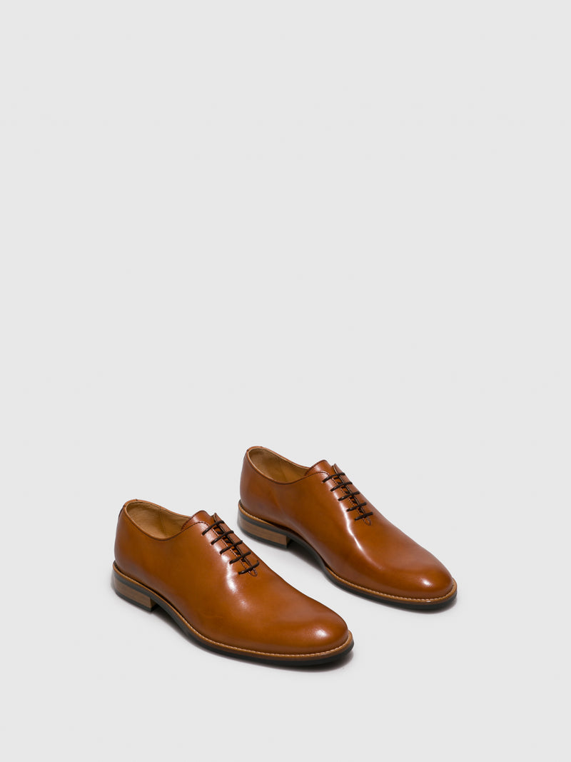 Foreva Brown Classic Shoes