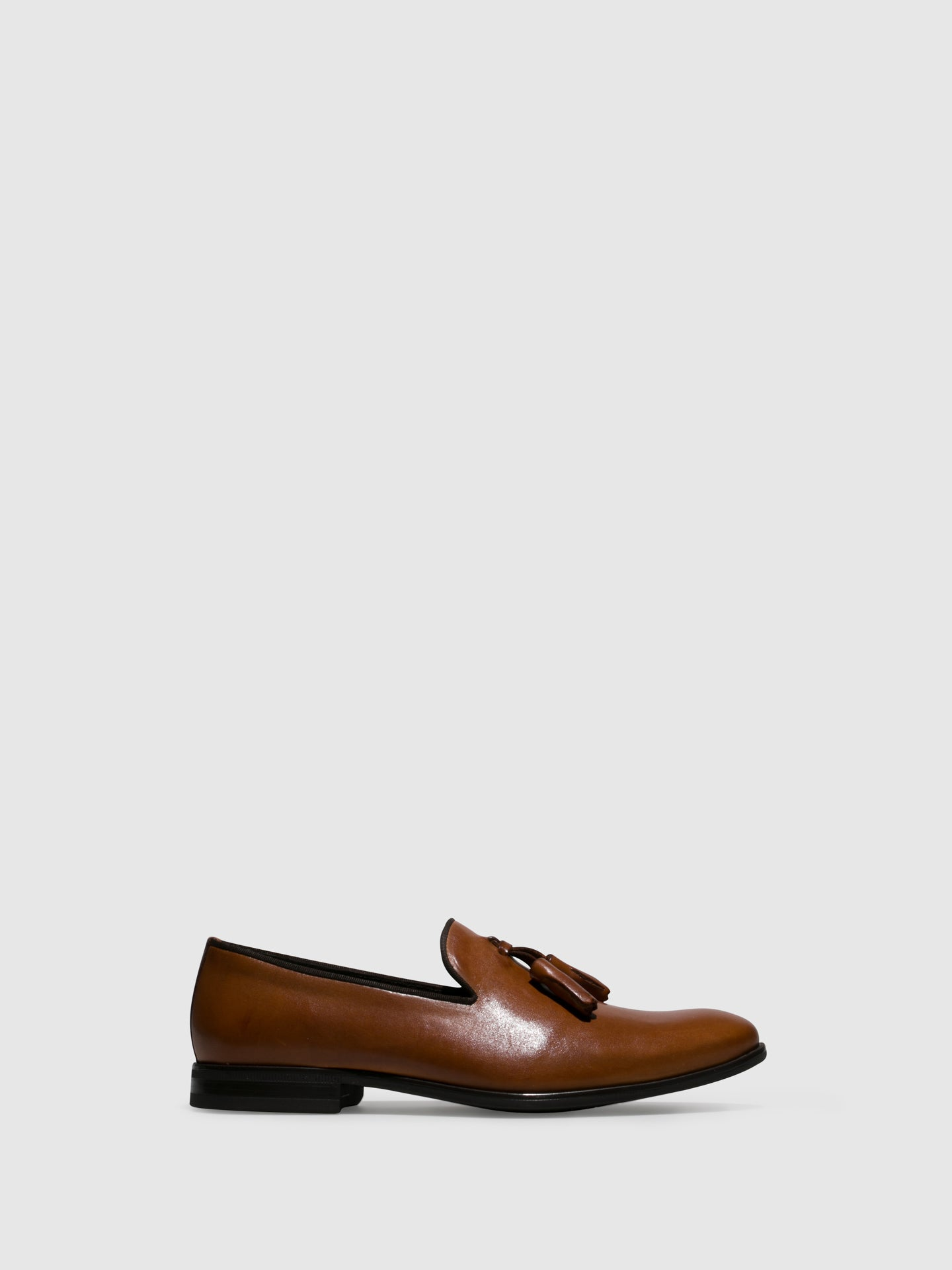 Foreva Brown Slip-on Shoes