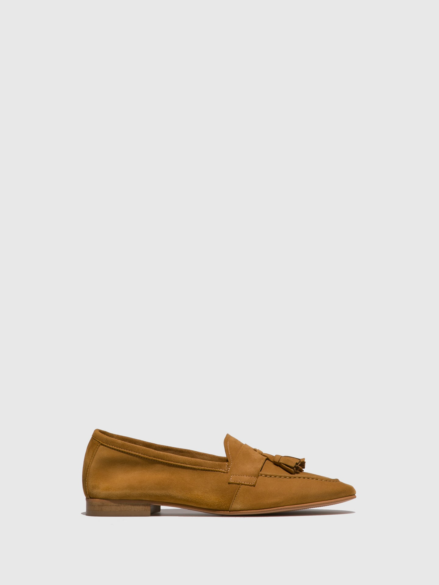 Foreva Brown Flat Shoes