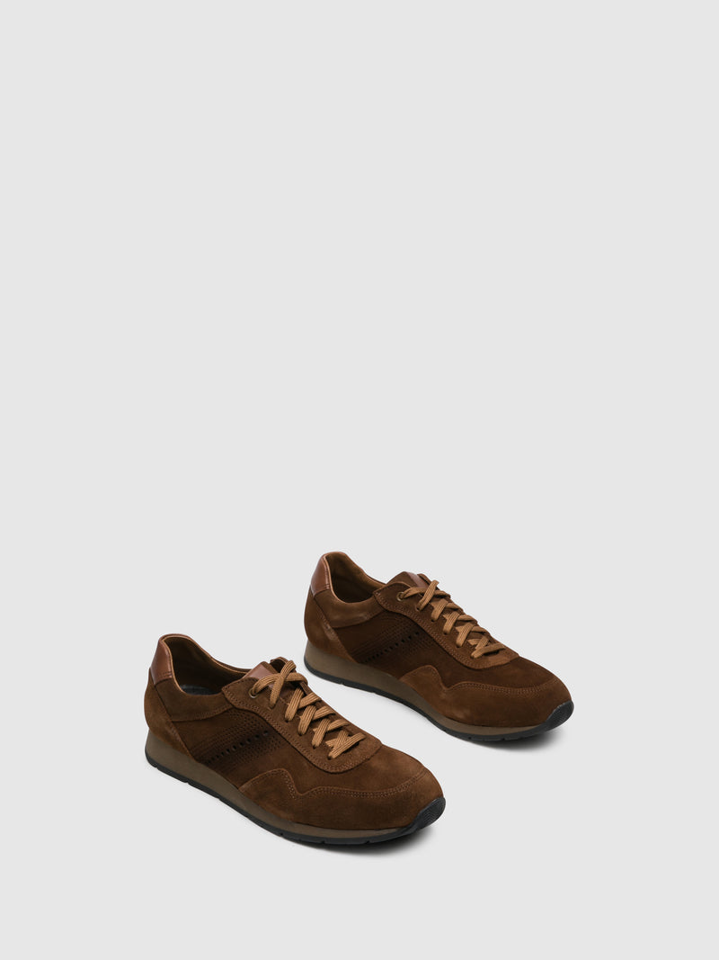 Foreva Peru Lace-up Trainers