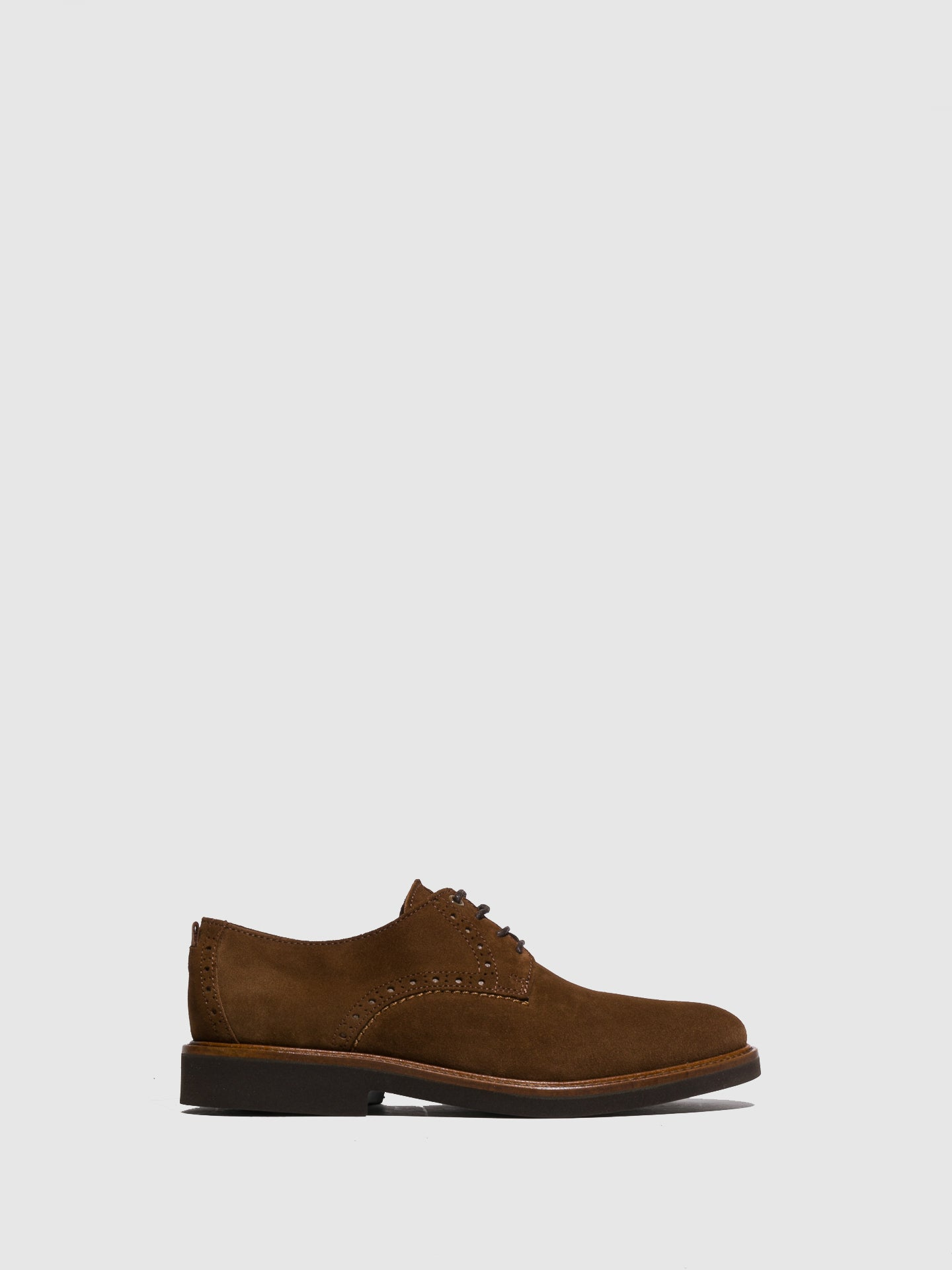 Foreva Camel Lace-up Shoes