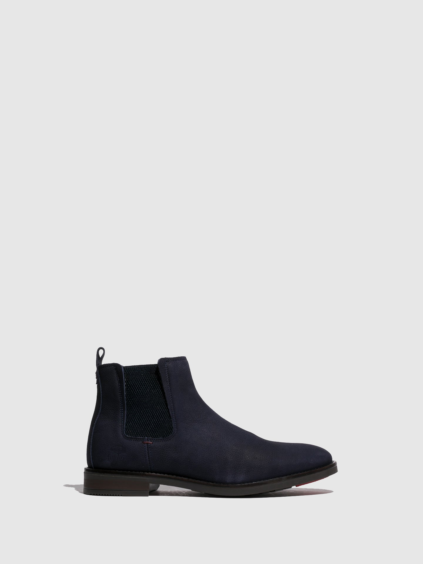 Fungi Blue Elasticated Ankle Boots