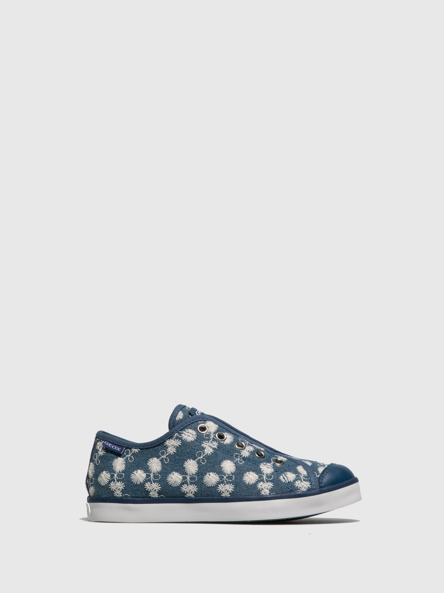 Geox DarkBlue Lace-up Shoes