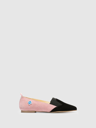 Lazuli Multicolor Pointed Toe Shoes