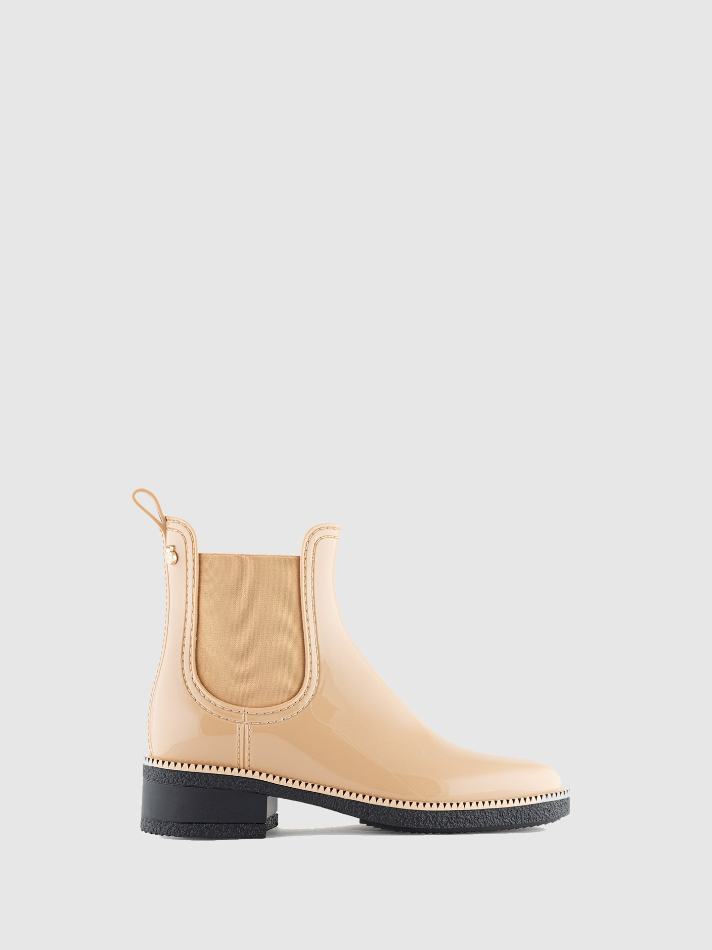 Lemon Jelly Sand Chelsea Ankle Boots