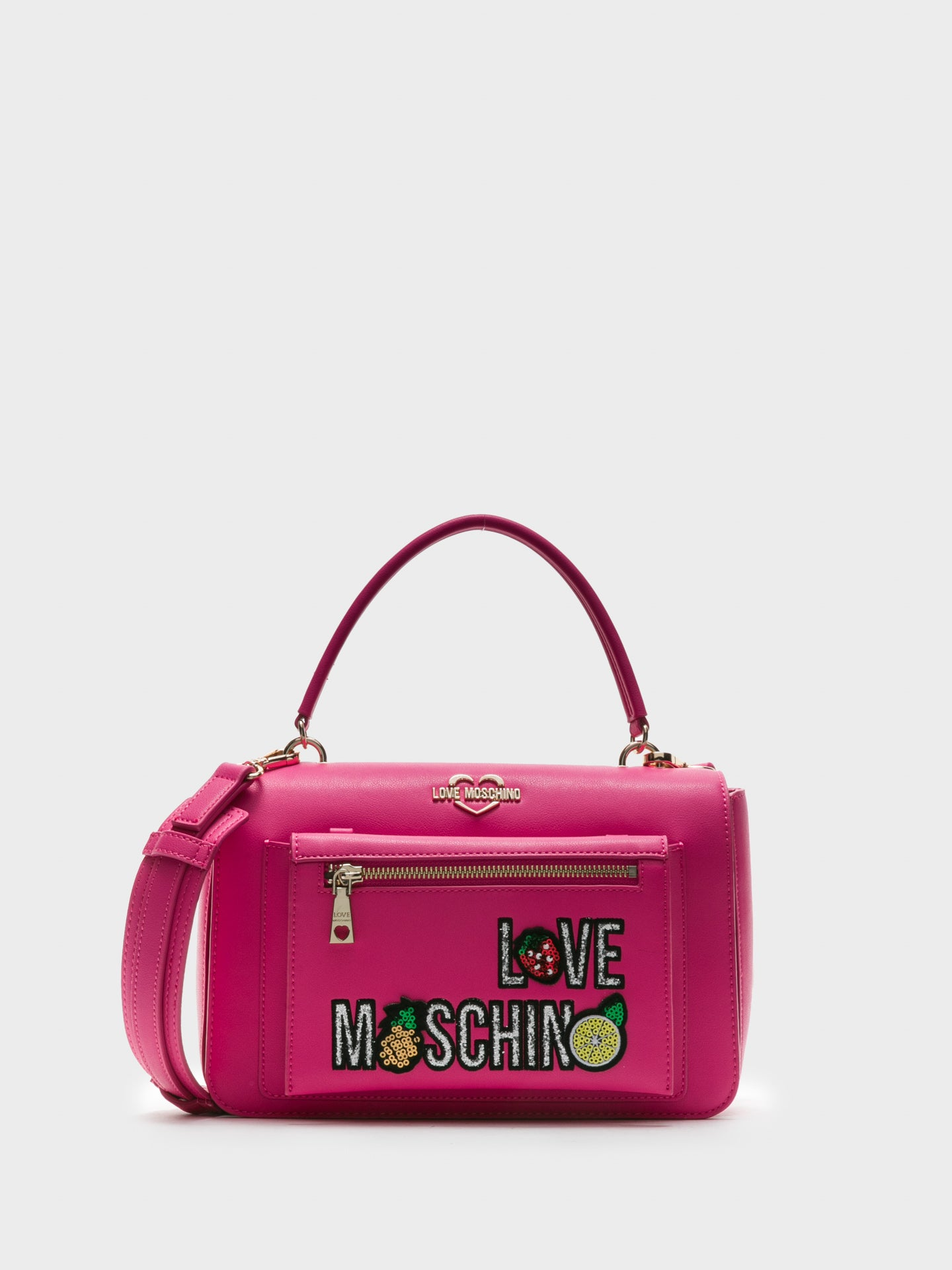 LOVE MOSCHINO Pink Handbag