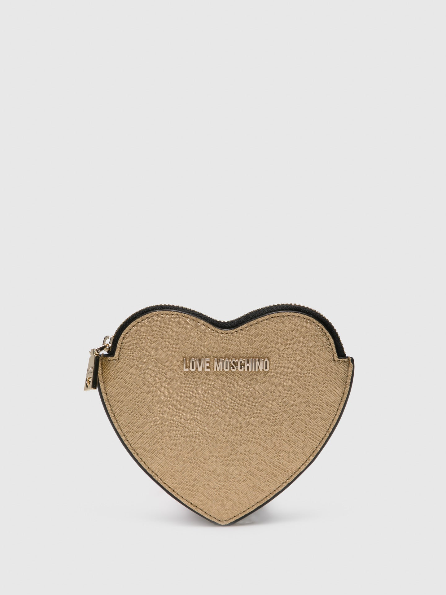 LOVE MOSCHINO Gold Purse