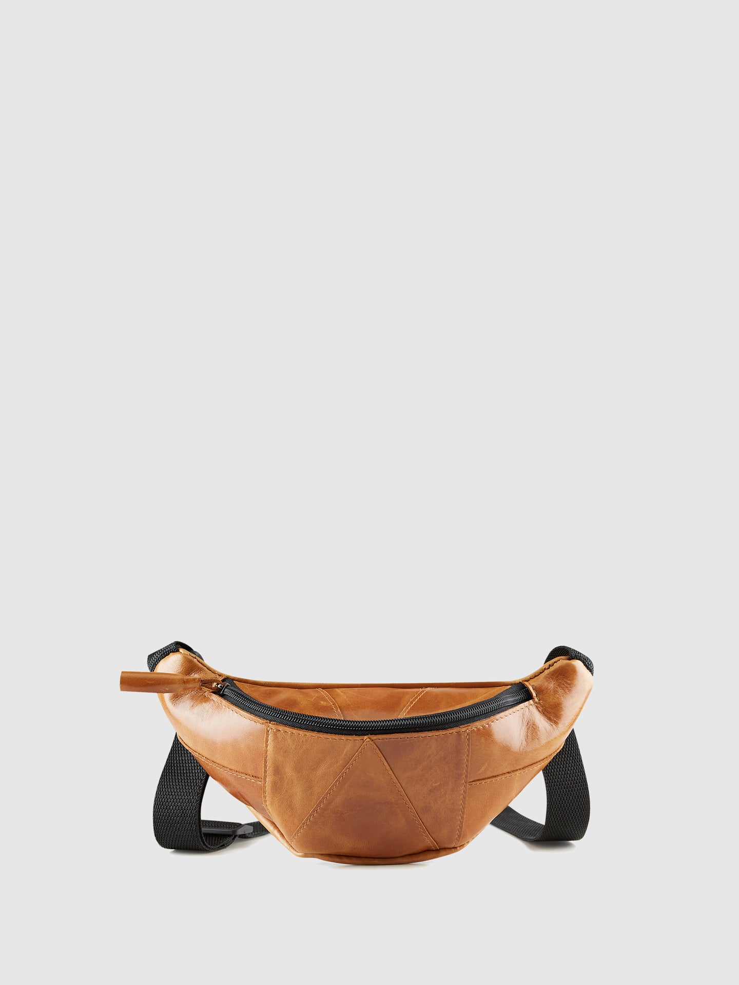 Maria Maleta Brown Leather Bumbag