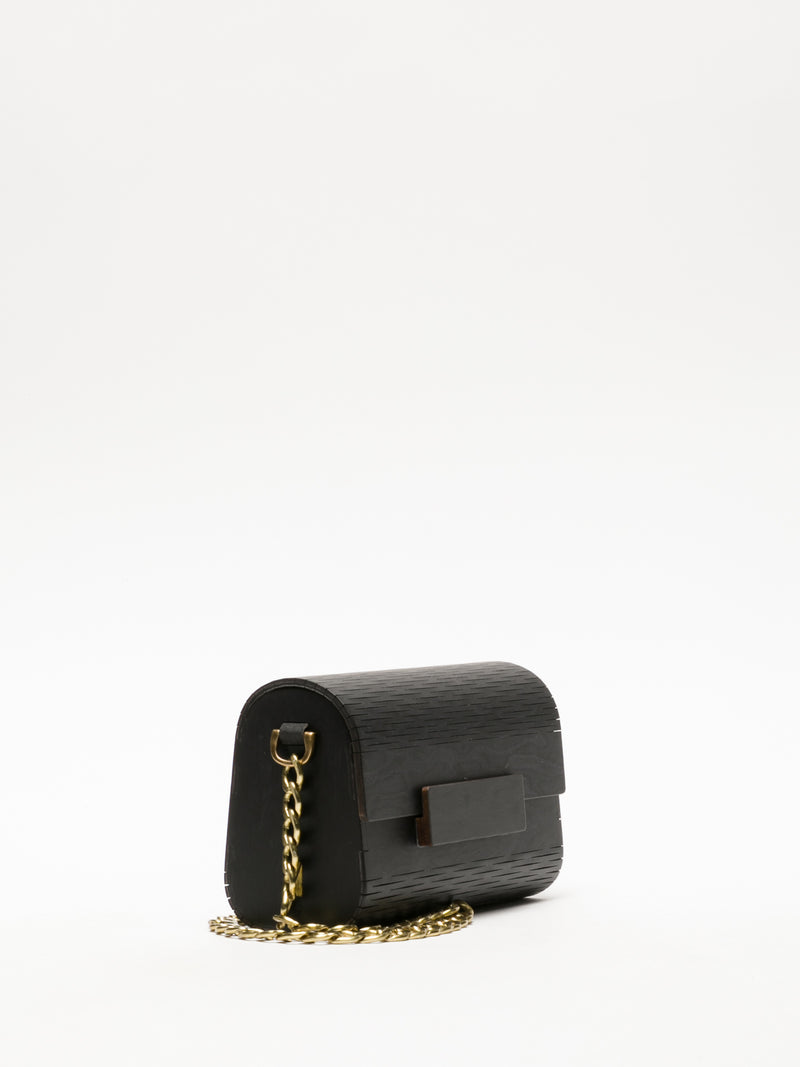Marita Moreno Black Clutch