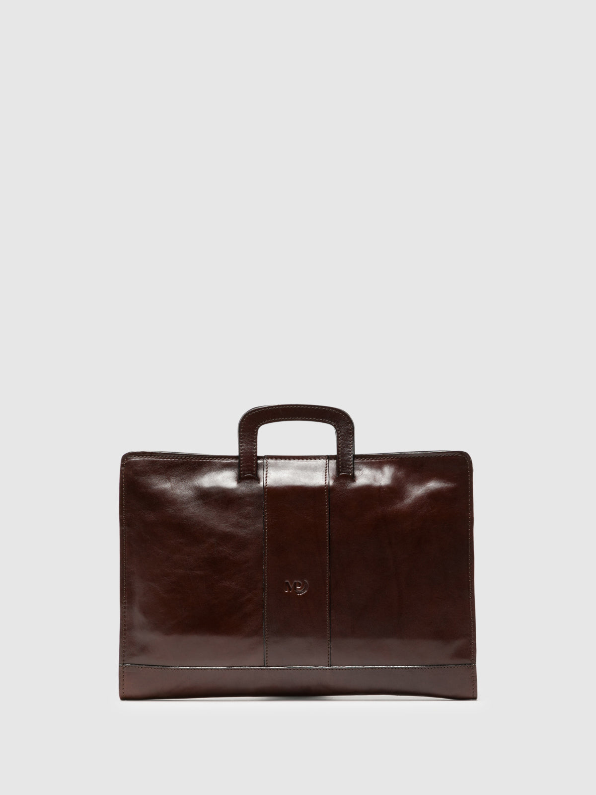 MARTA PONTI Brown Briefcase