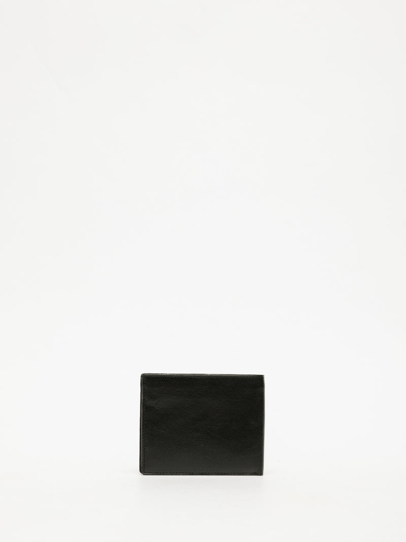 MARTA PONTI Black Card Holder