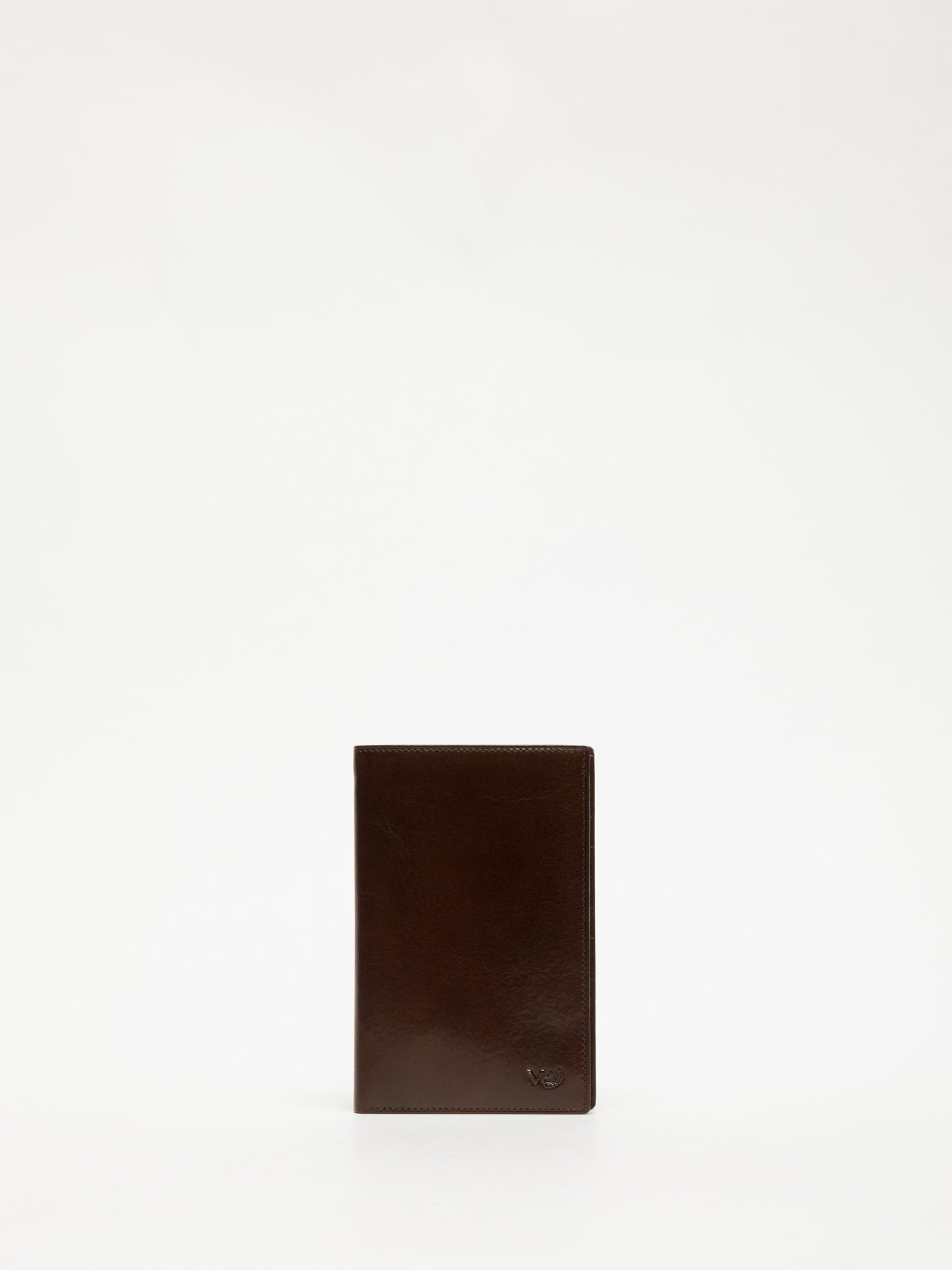 MARTA PONTI Brown Card Holder