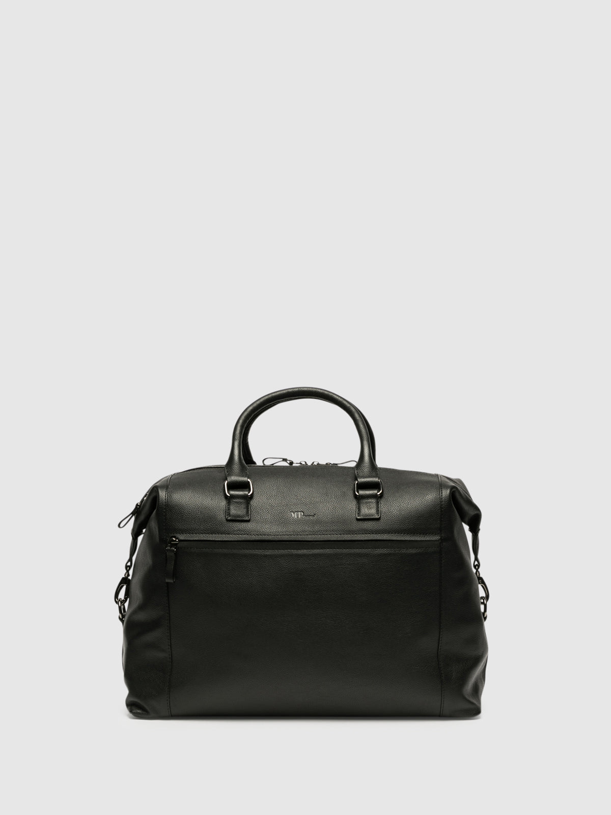 MARTA PONTI Black Weekend Bag