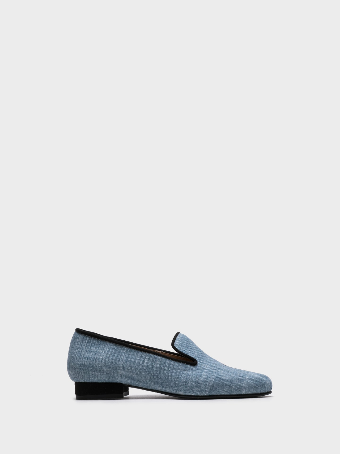 NAE Blue Loafers Shoes