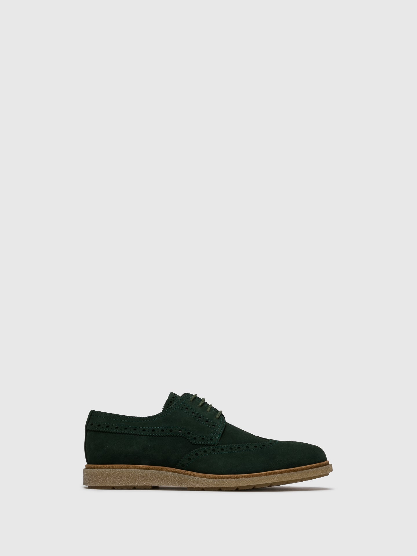 PARODI MILANO Green Oxford