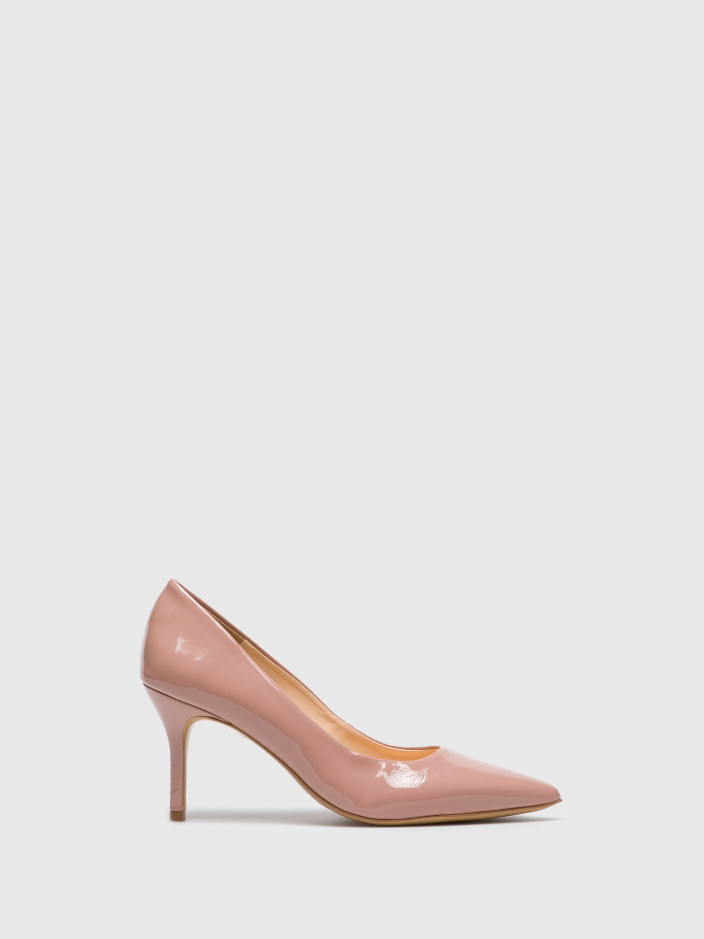 PATRICIA CORREIA LightPink Pointed Toe Shoes