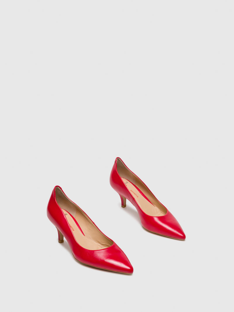 Red Stilettos Shoes